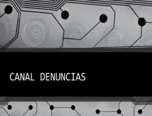 XORNADA INFORMATIVA – CANLE DENUNCIAS